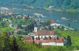 Engelszell monastery danube