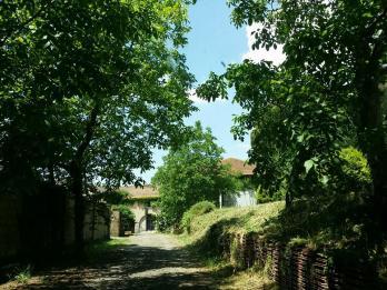 Tre Fontane path