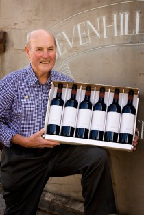 8-br-john-with-first-reserve-release-shiraz-in-2008
