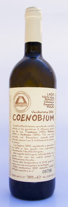 coenobium white bottle