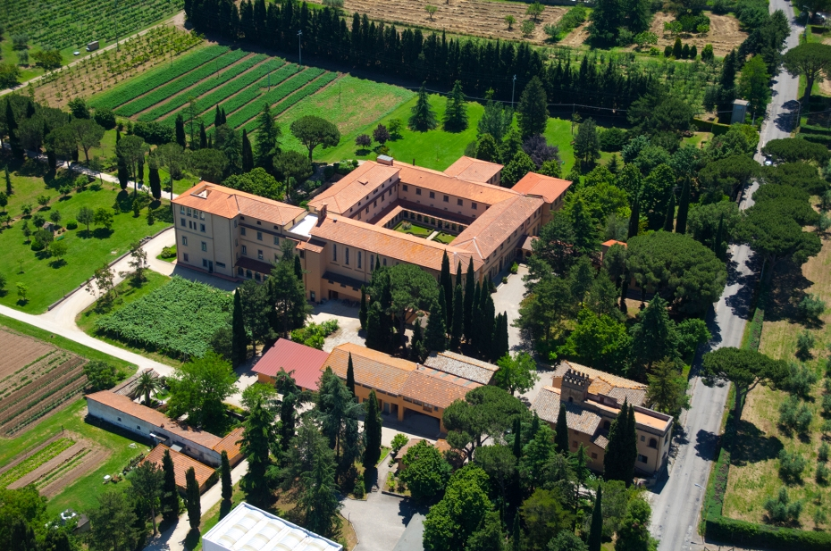 VITORCHIANO aerial view