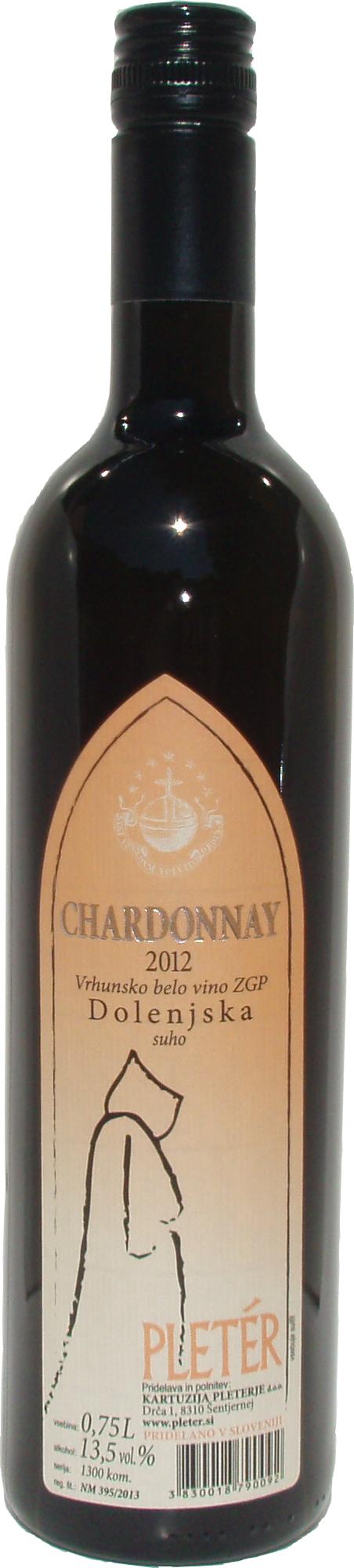 chardonnay v.v. 2012_2012