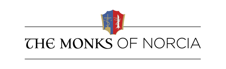 Monks of Norcia logo