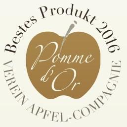 Pomme d'or award